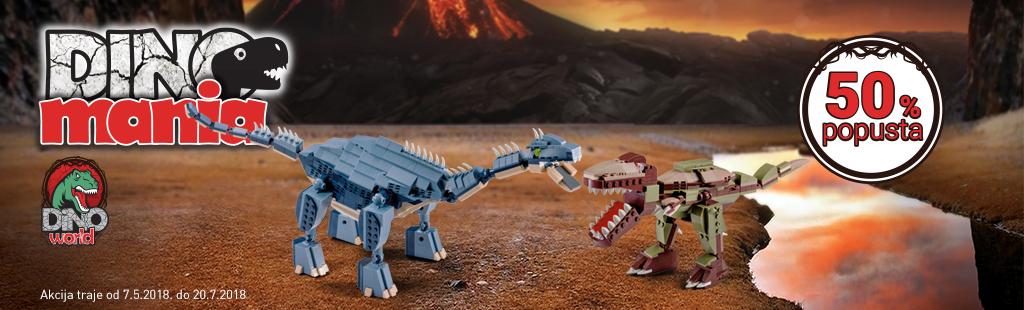 Dino4Kiddo akcija 50%