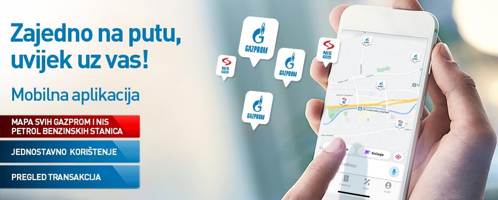 Mobilna aplikacija - lat